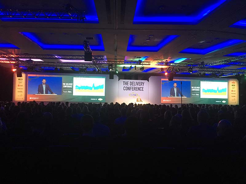 The Delivery Conference in London